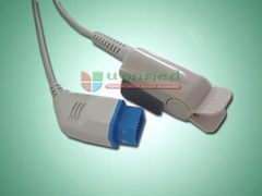 Nihon Kohden Adult finger clip Spo2 Sensor