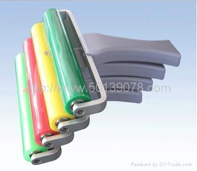 防靜電除塵滾輪 3