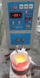 小型工业高频熔炼炉 3