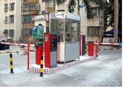 成都智能停車場管理系統