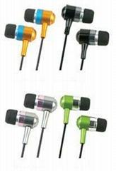 NBA gift earphone