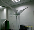 Home use Windmill DC48V 1KW Wind Generator 1000w Wind Turbine Generator