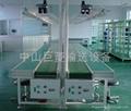 订做双行组装输送流水生产线 1