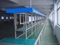 订做双行组装输送流水生产线 3
