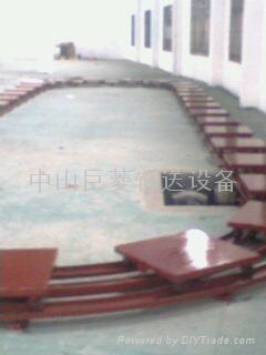热水器发泡生产输送线 2