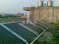 酒店用太阳能热水器 4