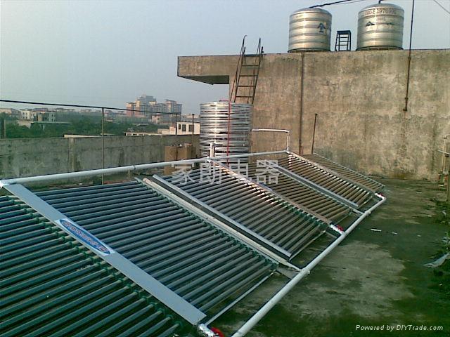 东莞太阳能热水器 1