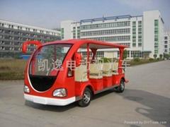十四座强动力电动旅游观光车