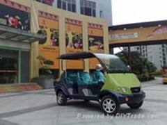 北京凱逸五座電動休閑觀光車