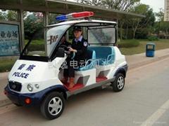广东低噪音四轮电动巡逻车