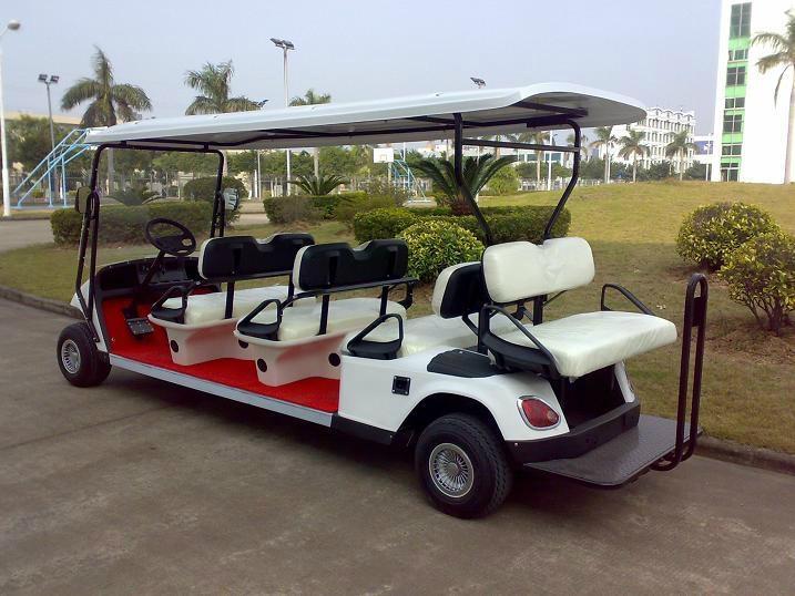 電動高爾夫球車 1
