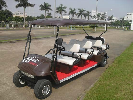 电动高尔夫球车 2