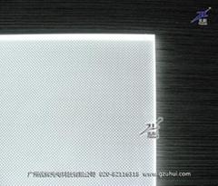 优辉丝印导光板