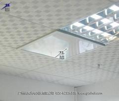 平板照明燈飾