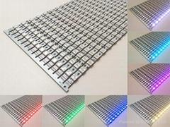 导光板专用RGB七彩硬灯条