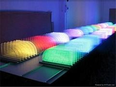 RGB导光板发光模组
