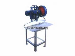 Electric pressure circle machine