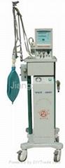neonatal ventilator with air compressor