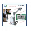 Medical Hospital High Frequency X Ray Equipment 50 100 200 300mA Portable Mobile