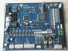 電腦橫機電控系統主板