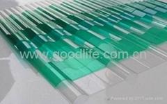 PC Corrugated sheet