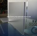 Polycarbonate Abrasive sheet (Clear) 3