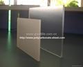 Polycarbonate Abrasive sheet (Clear) 4