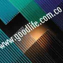 聚碳酸酯板材(建築材料)