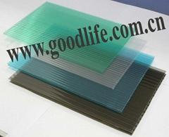 聚碳酸酯板材(實心板及顆粒板)