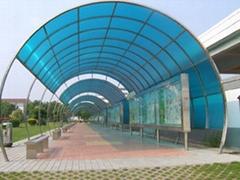 陽光板(走廊通道)