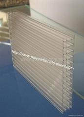聚碳酸酯PC四層陽光板