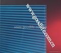 Polycarbonate Twin-wall sheet Lake-blue