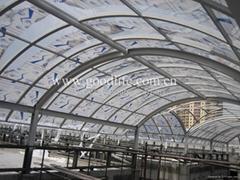 Polycarbonate sheet for Sky Lighting