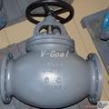 JIS Marine valve Cast Steel Globe valve