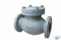 JIS Marine valve Cast Iron Lift Check