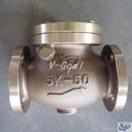 JIS Marine valve bronze Swing Check
