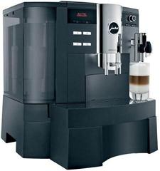 优瑞(jura)一键式卡布奇诺全自动咖啡机