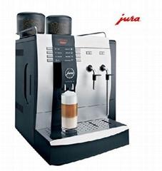瑞士原装进口优瑞JURA IMPRESSA X9全自动咖啡机