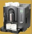 供应上海全自动咖啡机租凭 2