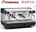 意大利FAEMA飞马半自动咖啡