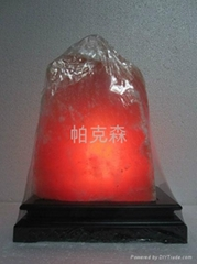 天然風水石水晶鹽燈