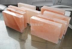 汗蒸房天然原料鹽磚