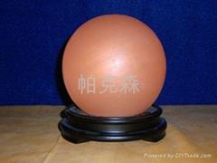 負離子礦鹽水晶岩鹽球