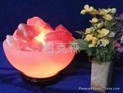 天然喜馬拉雅聚寶盆水晶鹽燈