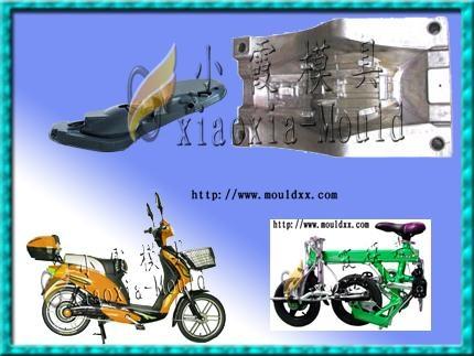 電動車配件塑料模具 1