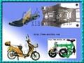 电动车配件塑料模具