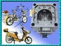 電動車配件塑料模具 2