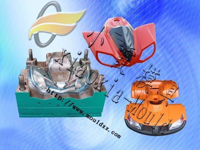 電動車配件塑料模具 5