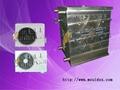 空调外壳配件塑料模具