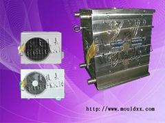 空調外殼配件塑料模具